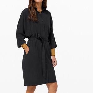 New Lululemon Perfectly Poised Dress, 8
